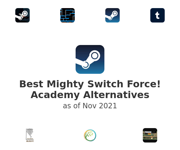 Best Mighty Switch Force! Academy Alternatives