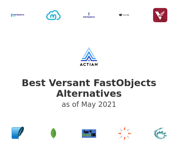 Best Versant FastObjects Alternatives
