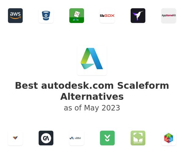Best Scaleform Alternatives