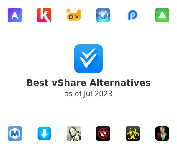 Best vShare Alternatives