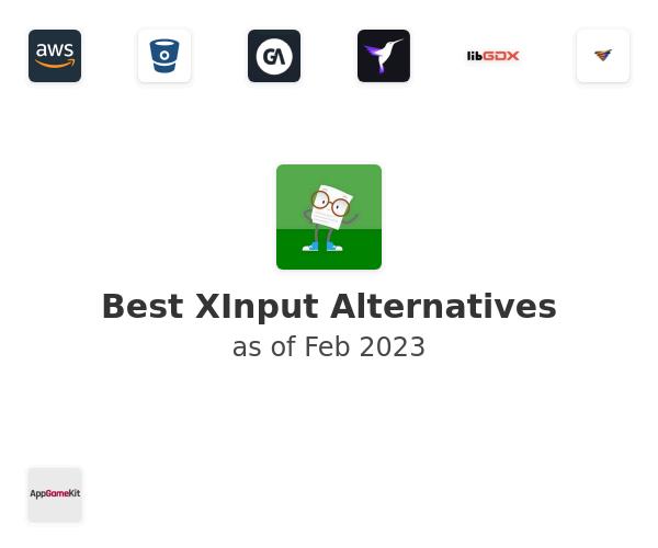 Best XInput Alternatives