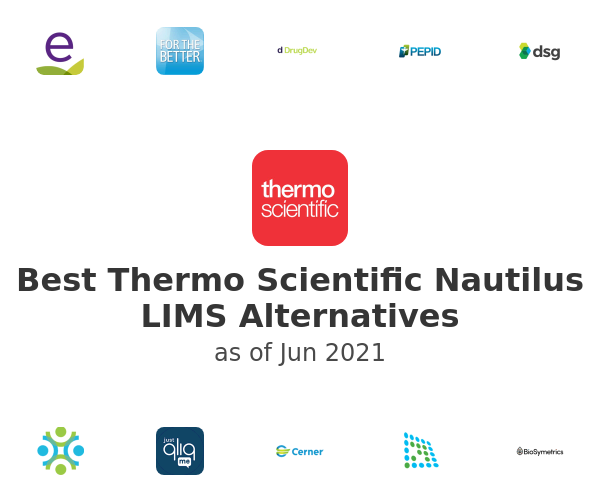 Best Thermo Scientific Nautilus LIMS Alternatives