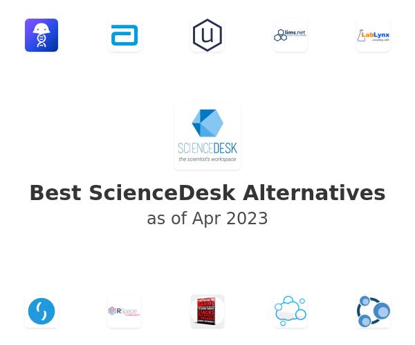 Best ScienceDesk Alternatives