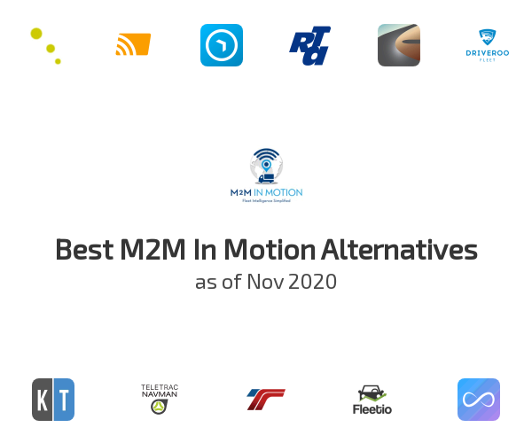 Best M2M In Motion Alternatives