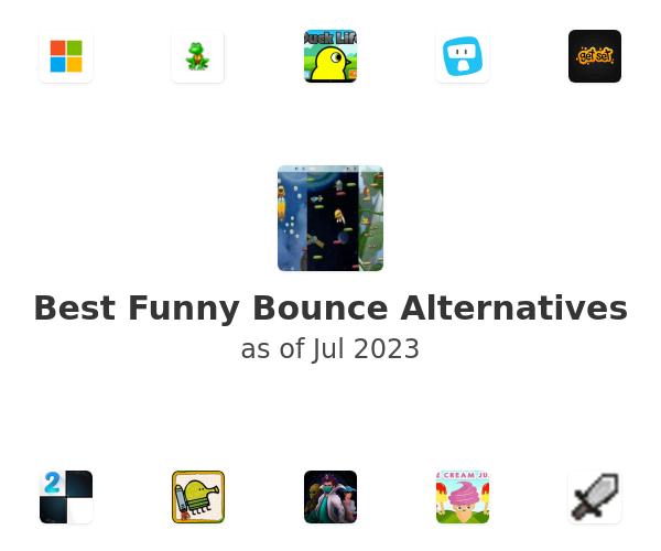 Best Funny Bounce Alternatives