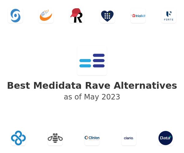 Best Medidata Rave Alternatives