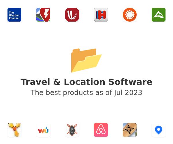 Travel & Location Software