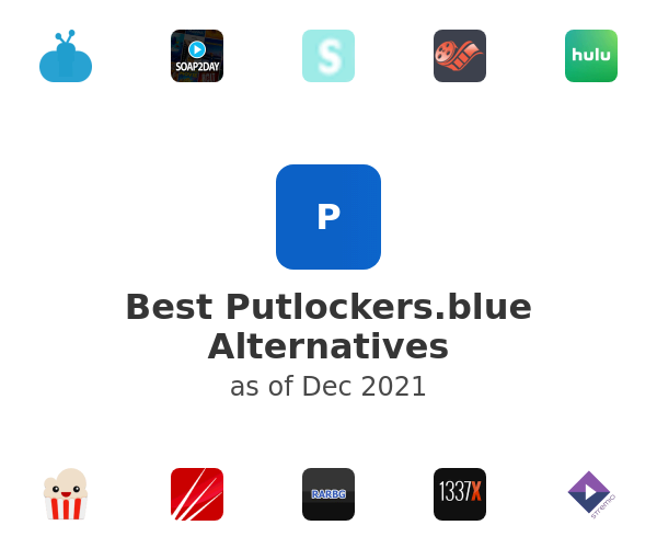 Best Putlockers.blue Alternatives