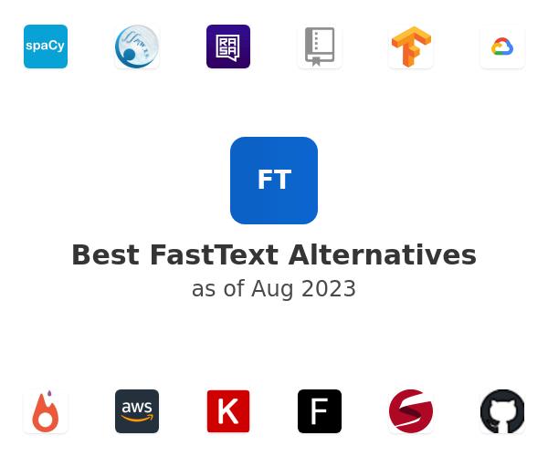 Best FastText Alternatives