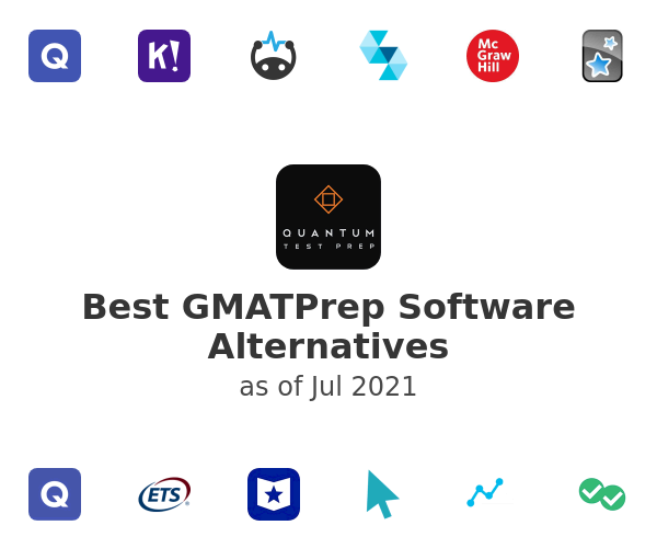Best GMATPrep Software Alternatives