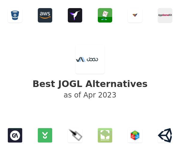 Best JOGL Alternatives
