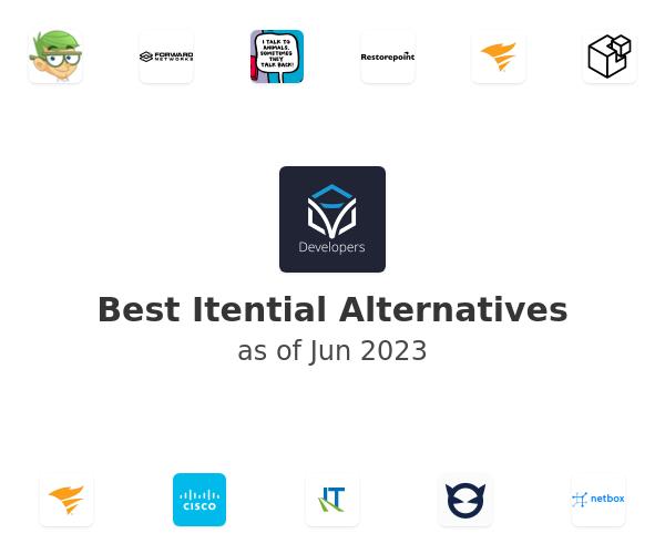 Best Itential Alternatives