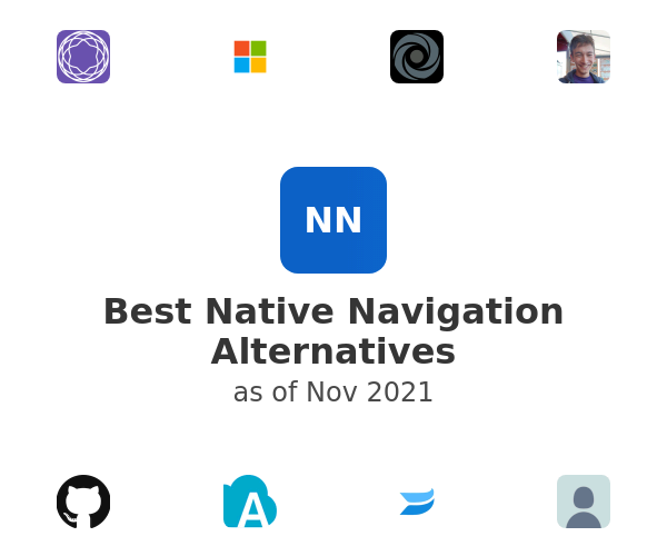 Best Native Navigation Alternatives