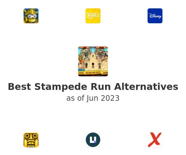 Best Stampede Run Alternatives