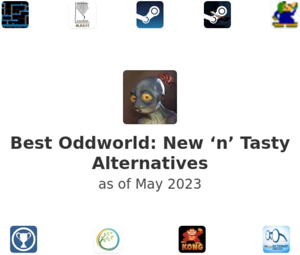 Best Oddworld: New 'n' Tasty Alternatives