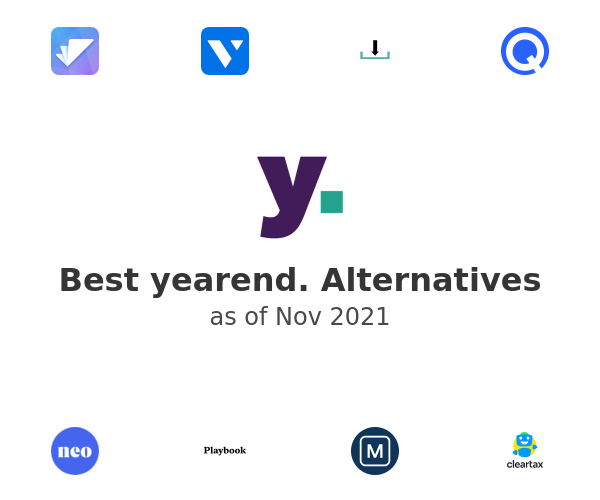 Best yearend. Alternatives