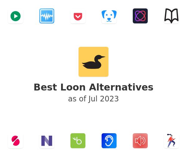 Best Loon Alternatives