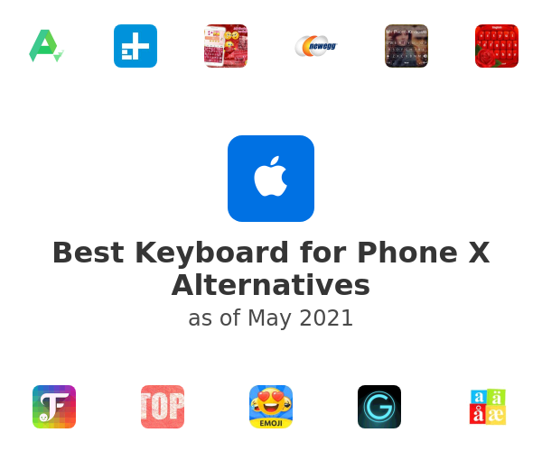 Best Keyboard for Phone X Alternatives