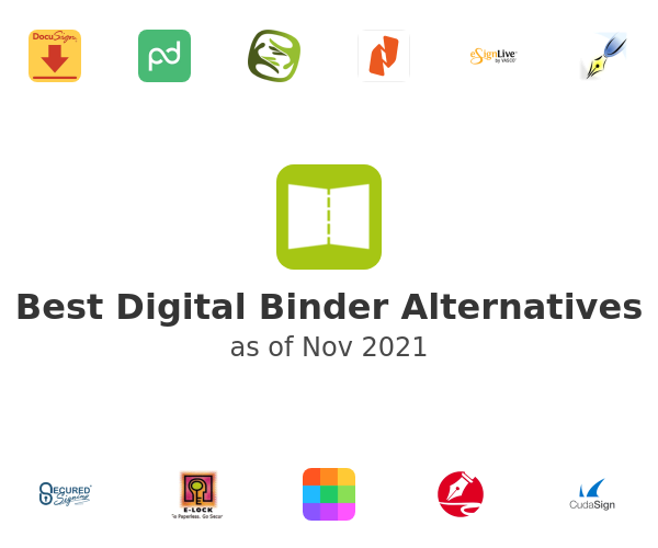 Best Digital Binder Alternatives