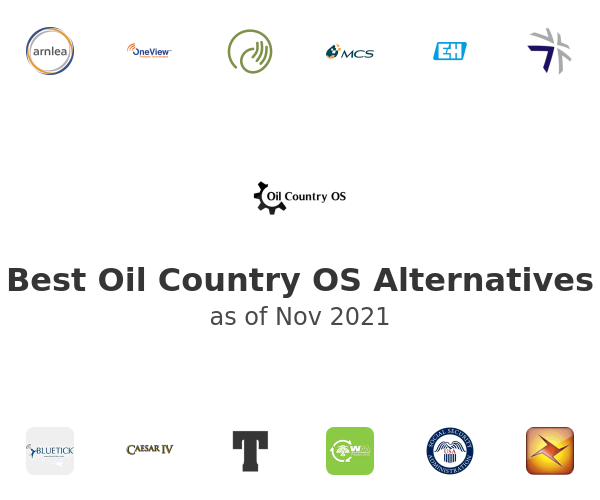 Best Oil Country OS Alternatives