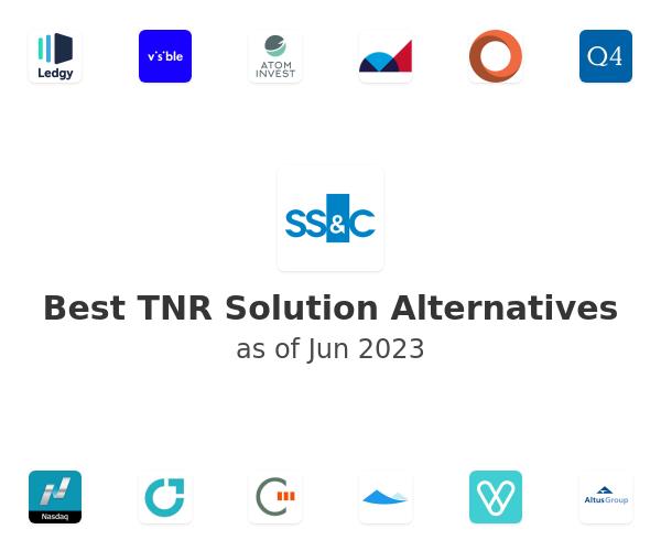 Best TNR Solution Alternatives