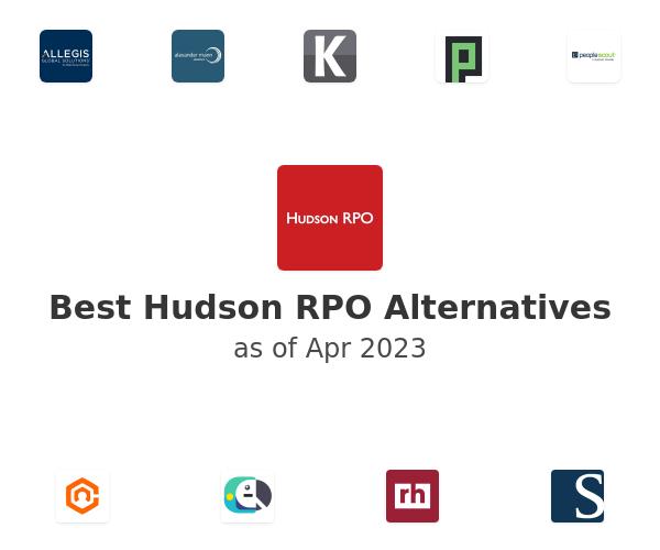 Best Hudson RPO Alternatives