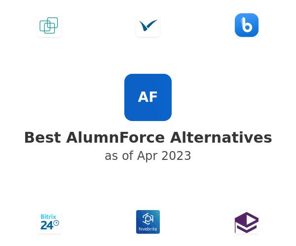 Best AlumnForce Alternatives