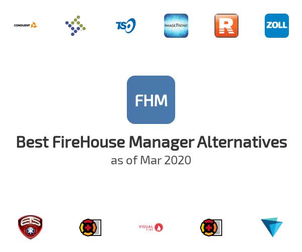 Best FireHouse Manager Alternatives