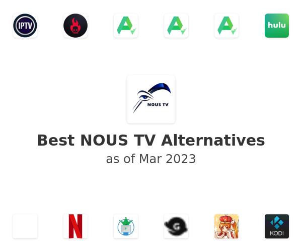 Best NOUS TV Alternatives