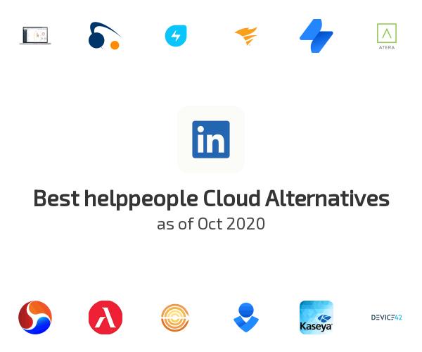 Best helppeople Cloud Alternatives