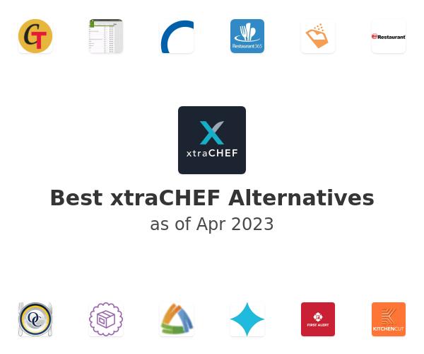Best xtraCHEF Alternatives