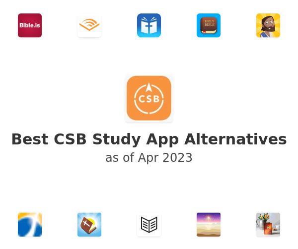 Best CSB Study App Alternatives