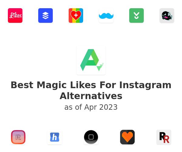 Best Magic Likes For Instagram Alternatives