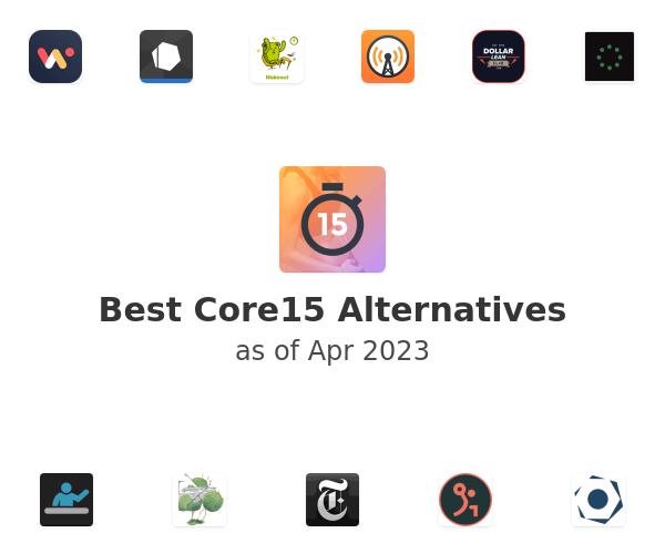 Best Core15 Alternatives