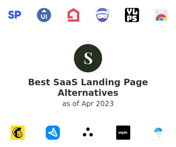 Best SaaS Landing Page Alternatives
