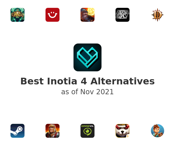 Best Inotia 4 Alternatives