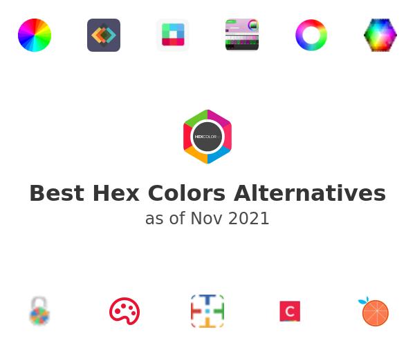 Best Hex Colors Alternatives