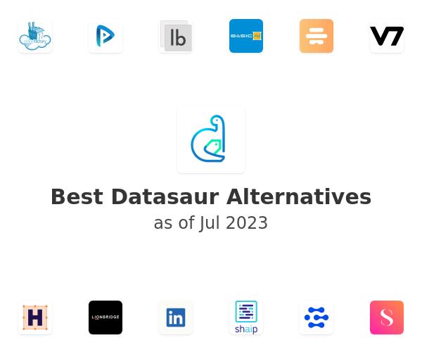 Best Datasaur Alternatives