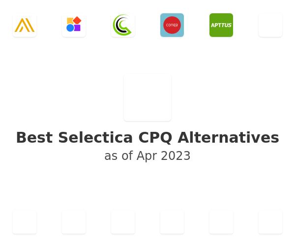 Best Selectica CPQ Alternatives