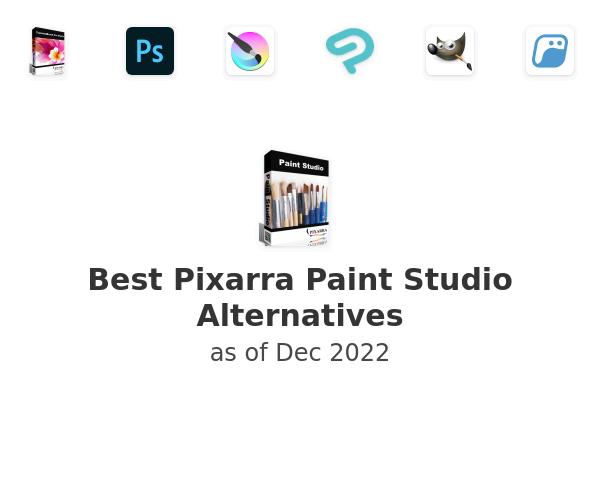 Best Pixarra Paint Studio Alternatives