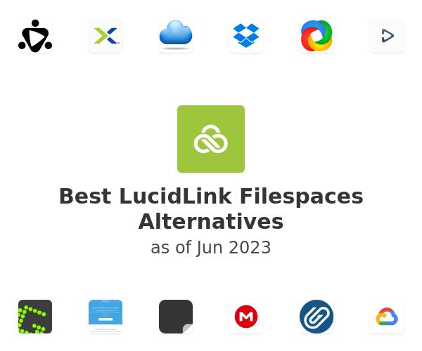 Best LucidLink Filespaces Alternatives