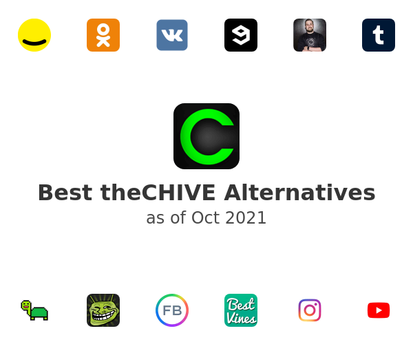Best theCHIVE Alternatives