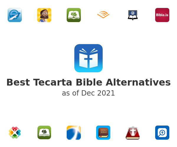 Best Tecarta Bible Alternatives