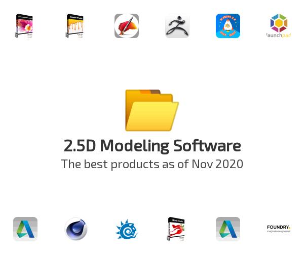 2.5D Modeling Software