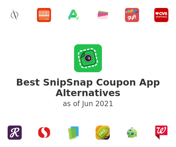Best SnipSnap Coupon App Alternatives
