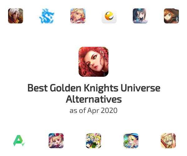 Best Golden Knights Universe Alternatives