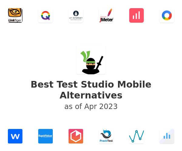 Best Test Studio Mobile Alternatives