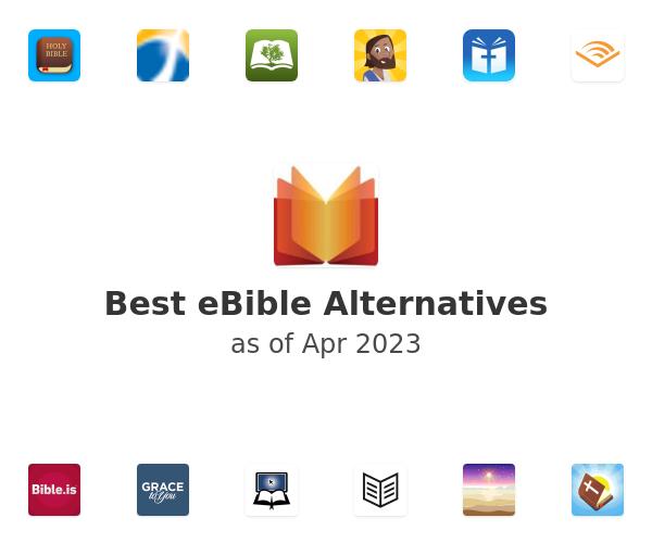 Best eBible Alternatives