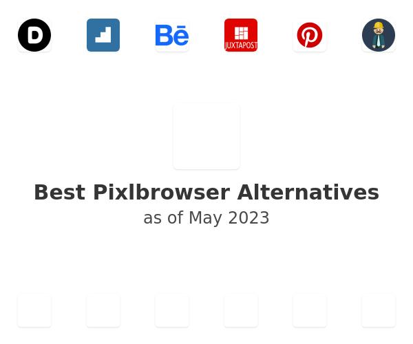 Best Pixlbrowser Alternatives