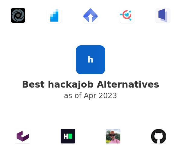 Best hackajob Alternatives